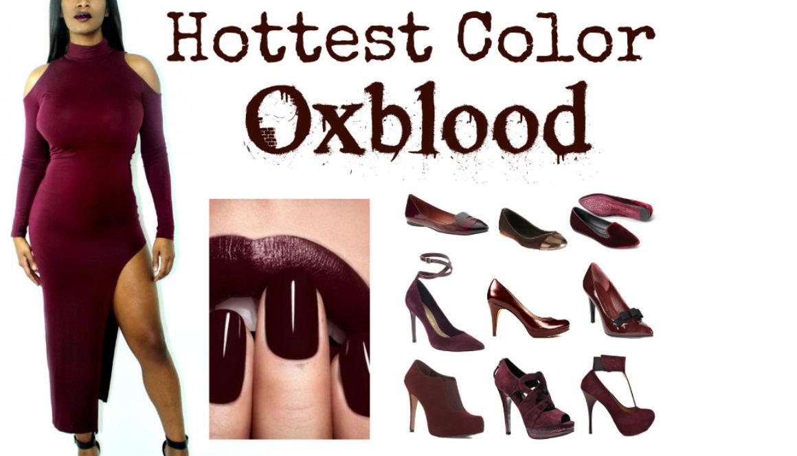 oxblood pic