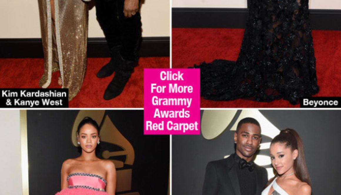 red carpet grammys 2015 grammy awards lead1