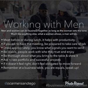 businessrulesforwomen