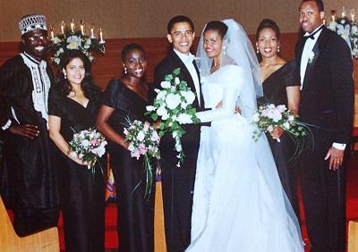 Barack obama marriage date