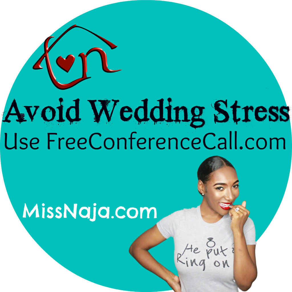 FREE Conference calls for your Wedding Party